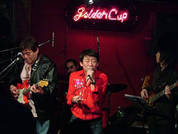 THE GOLDEN CUPS Back to 1966 'デイヴ平尾 SPECIAL LIVE!'